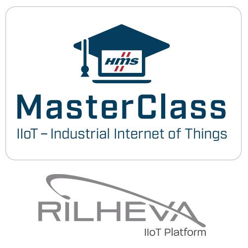 MasterClass Logo + Rilheva