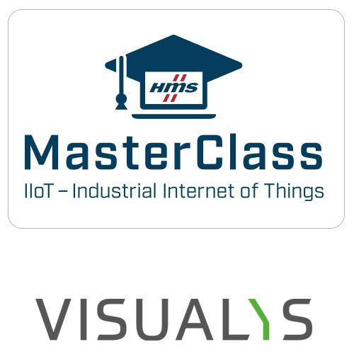 MasterClass Logo + Visualys