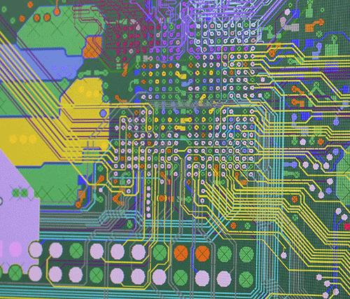 Leiterplatte-CAD