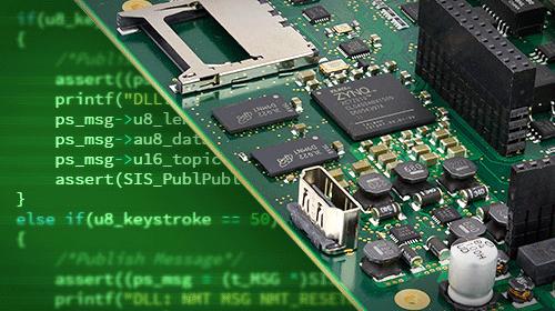 Hardware- und Softwareentwicklung