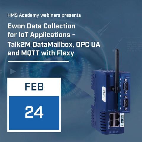 Ewon-Data-Collection-IoT