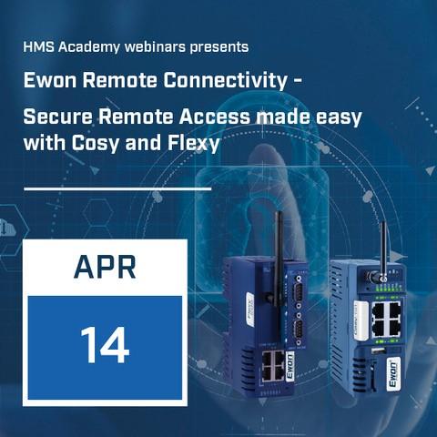 Ewon-Remote-Connectivity