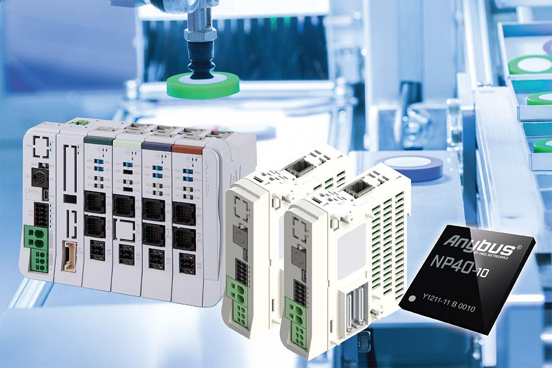 Anybus CompactCom IAI casestudy