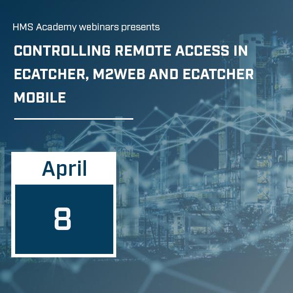 Controlling Remote Access - 8 April