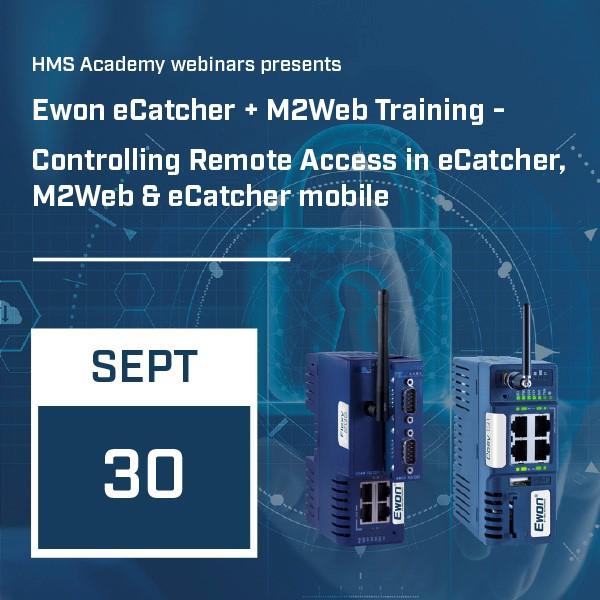 Ewon eCatcher M2Web