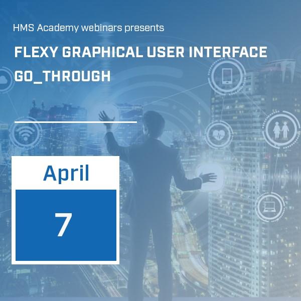 User interface - 7 April