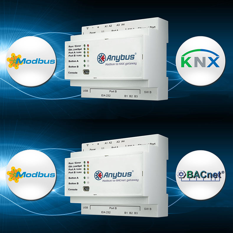 Anybus-Modbus-to-KNX-BACnet