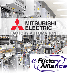 Connectivity solutions for Mitsubishi Electric