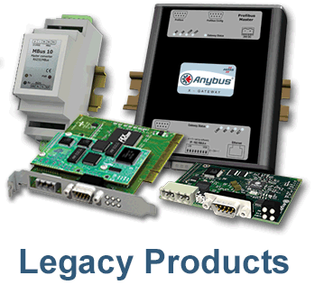 Anybus Legacy Products