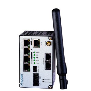ABE4125 Anybus Edge Gateway EtherNetIP LTE with Switch