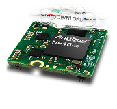 Anybus CompactCom B40 mit standard Ethernet