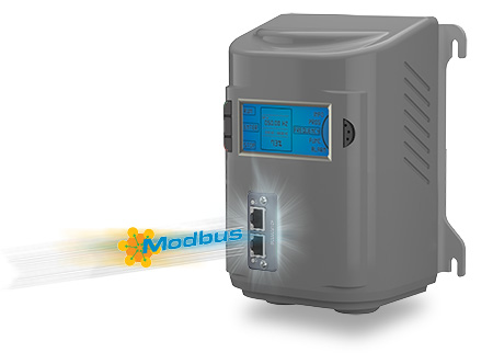 Integrate Modbus TCP technology