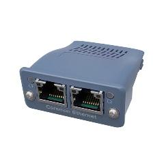 Anybus CompactCom M40 mit standard Ethernet