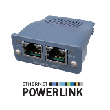 Anybus CompactCom M40 Modul mit Powerlink