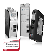 Anybus X-gateways mit EtherNet/IP