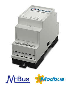 Anybus M-Bus to Modbus Gateway