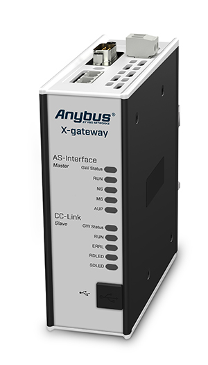 Anybus X-gateway AS-Interface Master - CC-Link Slave