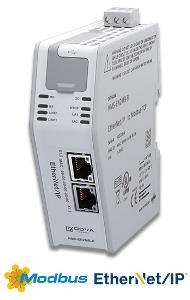 Ethernet/IP zu Modbus TCP Linking Device