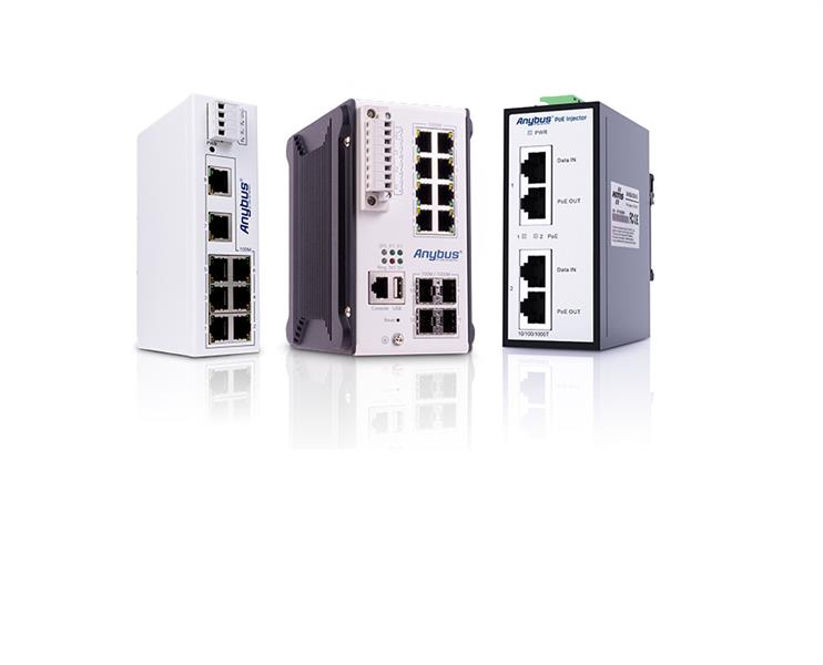 Anybus Wireless Infrastructure Products
