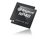 Anybus CompactCom NP40 Chip