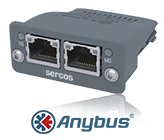 Anybus CompactCom Module for Sercos