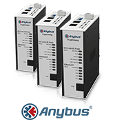 Anybus X-gateway für CC-Link IE Field