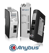 Anybus X-gateways für Profibus
