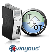 Anybus IT/OT Gateway für Profibus