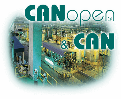 Products for CAN and CANopen