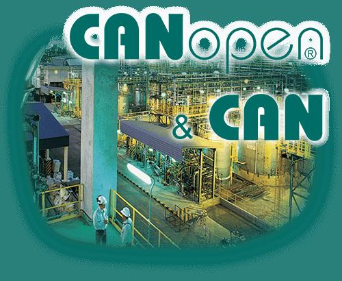 Produkte für CAN und CANopen