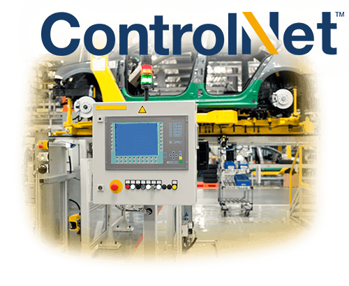 Anybus Produkte für ControlNet