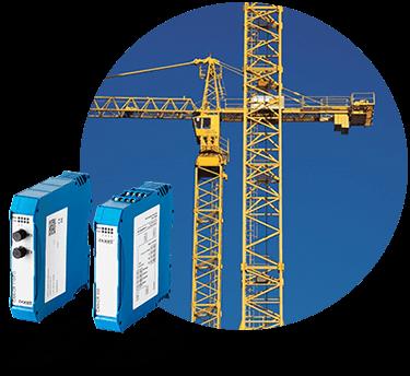Topologiekomponenten in mobilen Maschinen