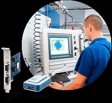 PC Interfaces für die industrielle Automatisierung