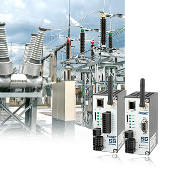 Managing Smart Grid communication with IXXAT SG-gateways