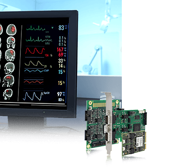 Medical Application Sample PC Interfaces