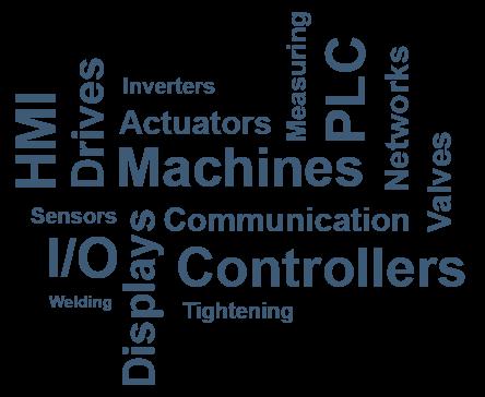 Anwendungen im Bereich der industriellen Automatisierung