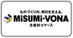 Order directly at Misumi