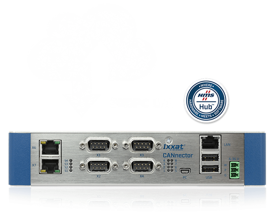 CANnector with cloud connection