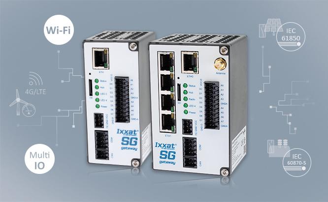 Ixxat SG-gateway Multi-IO