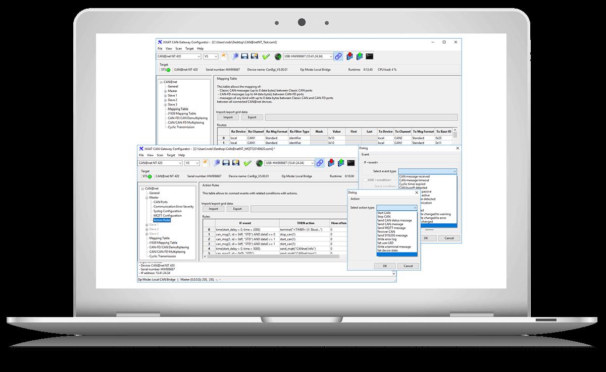Gateway Configuration Tool