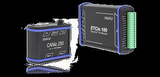 IO-Module für CAN, CANopen und EtherCAT