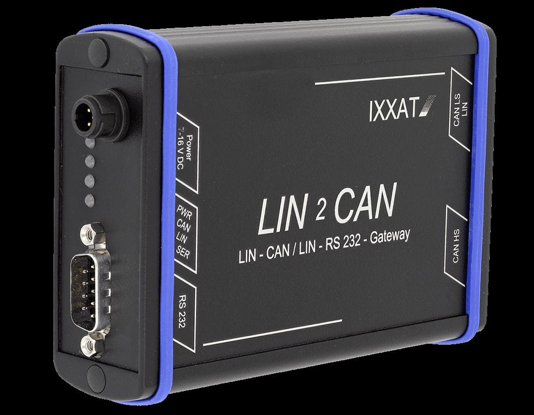 Gateway - LIN 2 CAN