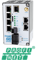 SG-gateway with PROFINET and Switch