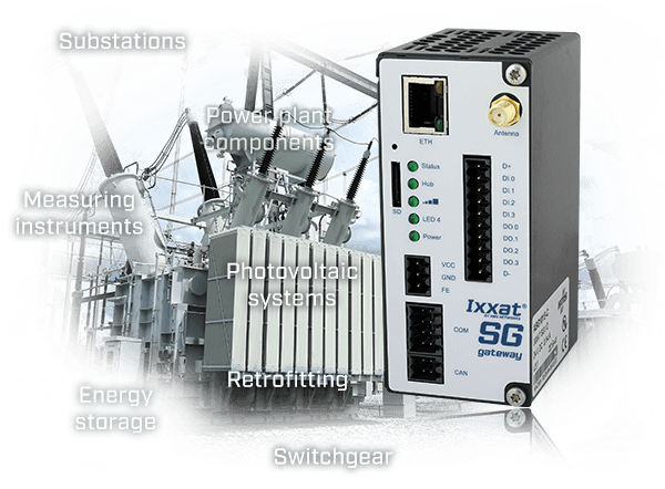 Energy distribution application