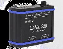 Modules E/S CANio 250 pour CAN et CANopen