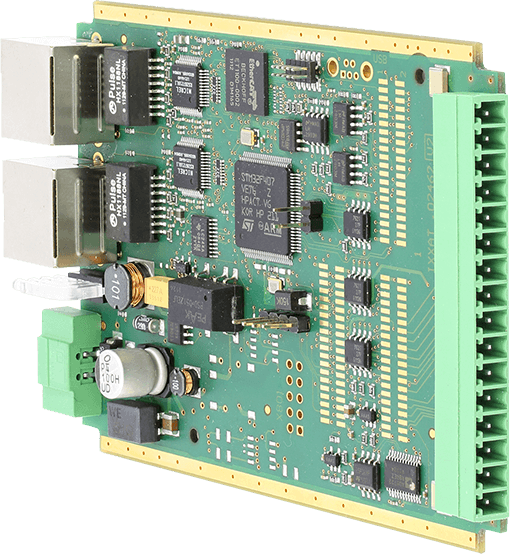 ETCio100 IO-Modul - Board-Level-Produkt