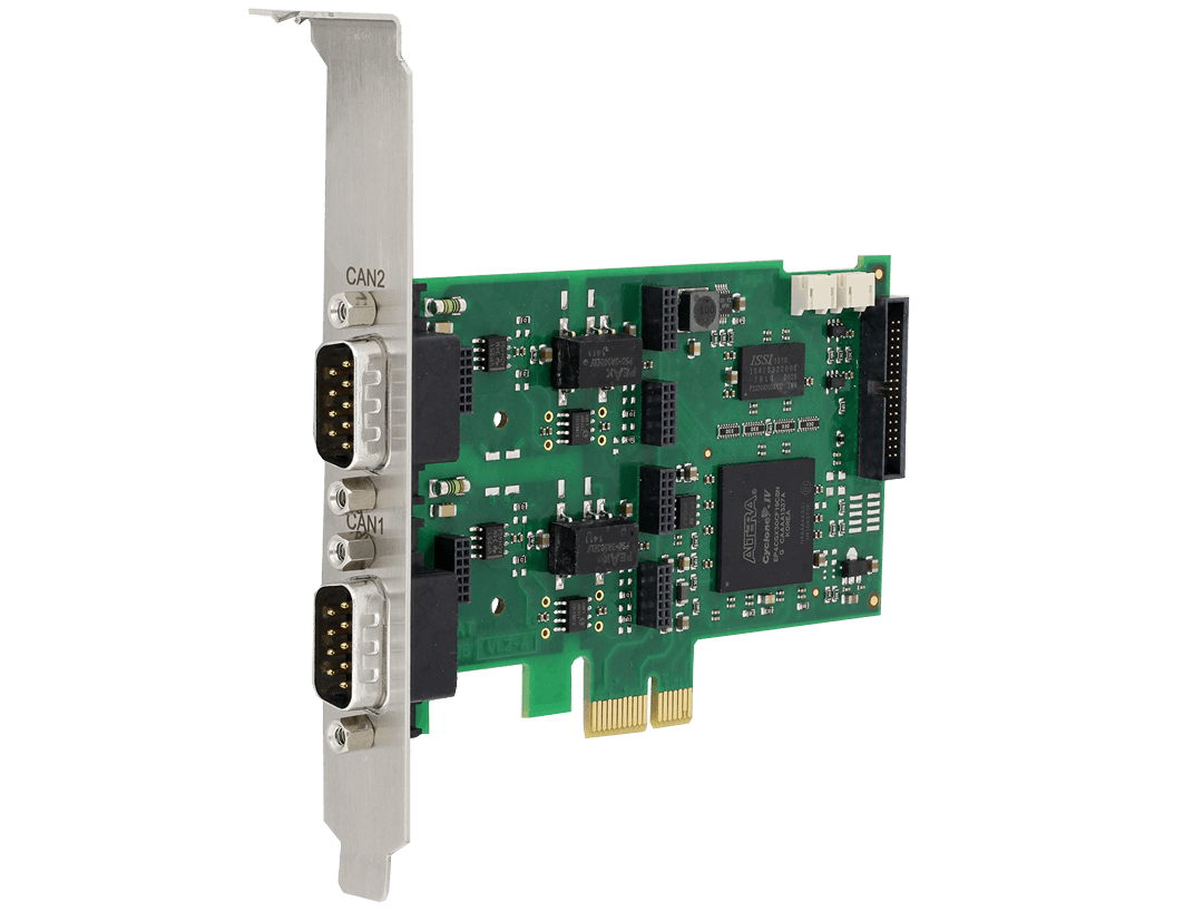 CAN-IB PCIe for CAN
