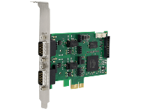 Interfaces CAN-IB PCIe pour CAN