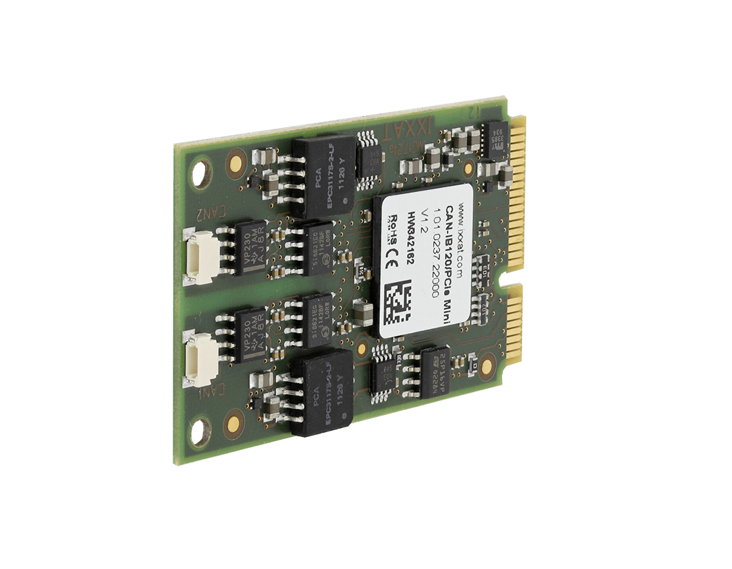 CAN-IB120 PCIe Mini