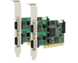 PCI interface series